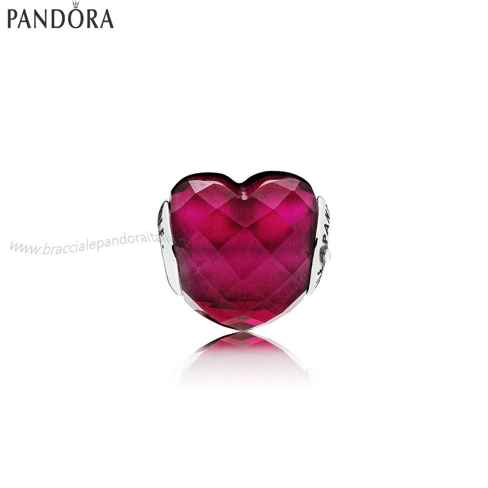 Pandora Gioielli Scontati Charm Essence Collection Amore